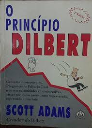 Livro Princípio Dilbert, o Autor Adams, Scott (1997) [usado]