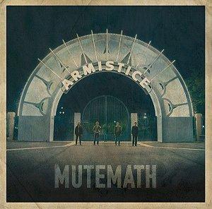 Cd Mutemath - Armistice Interprete Mutemath (2009) [usado]