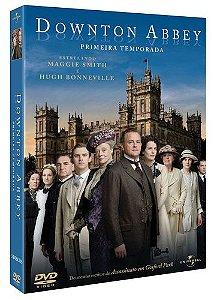 Dvd Downton Abbey - 1ª Temporada Editora Fellowes, Julian [usado]