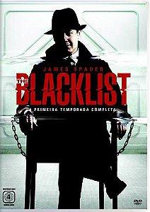 Dvd The Blacklist - 1ª Temporada Editora Varios [usado]