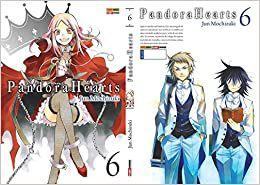Gibi Pandora Hearts Vol. 06 Autor [seminovo]