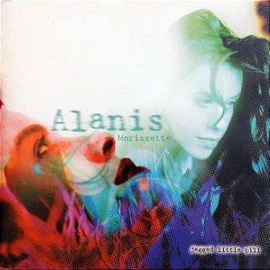 Cd Alanis Morissette - Jagged Little Pill Interprete Alanis Morissette (1997) [usado]