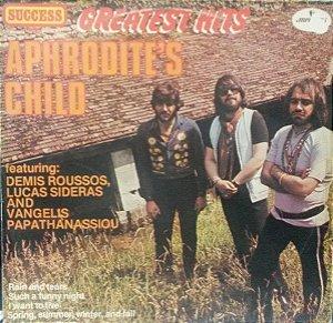 Disco de Vinil Aphrodite''s Child - Greatest Hits Interprete Aphrodite''s Child (1980) [usado]