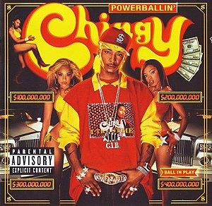 Cd Chingy - Powerballin'' Interprete Chingy (2004) [usado]