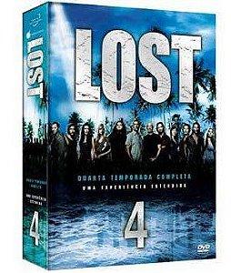 Dvd Lost - Quarta Temporada Editora Abrams, J. J. [usado]