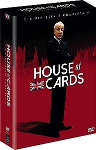 Dvd House Of Cards Editora Vardy, Mike Seed, Paul [usado]