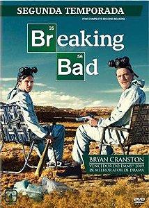Dvd Breaking Bad - 2ª Temporada Completa Editora Gilligan, Vince [usado]