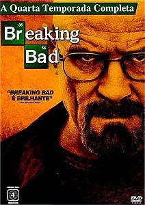 Dvd Breaking Bad - 4ª Temporada Completa Editora Gilligan, Vince [usado]