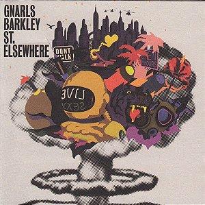 Cd Gnarls Barkley - St. Elsewhere Interprete Gnarls Barkley (2006) [usado]