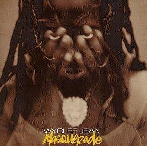 Cd Wyclef Jean - Masquerade Interprete Wyclef Jean (2002) [usado]