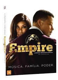 Dvd Empire - 1ª Temporada Editora Daniels, Lee [usado]