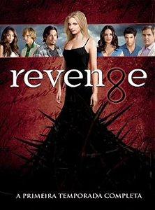 Dvd Revenge - 1ª Temporada Editora [usado]