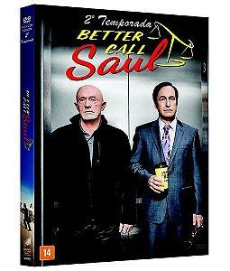Dvd Better Call Saul - 2ª Temporada Editora Gould, Peter [usado]