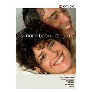 Dvd Simone - Baiana da Gema Editora João Elias Jr [usado]