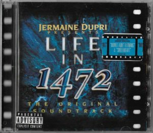 Cd Jermaine Dupri - Life In 1472 Interprete Jermaine Dupri (1998) [usado]