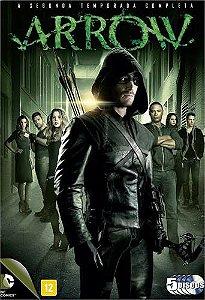 Dvd Arrow - 2ª Temporada Completa Editora Guggenheim, Marc [usado]