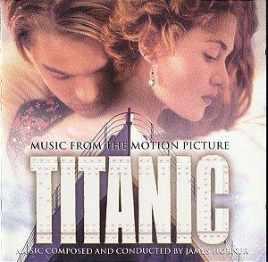 Cd James Horner - Titanic (music From The Motion Picture) Interprete James Horner (1997) [usado]