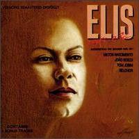 Cd Elis Regina - Elis por Ela Interprete Elis Regina (1992) [usado]