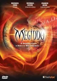 Dvd Megido Editora [usado]