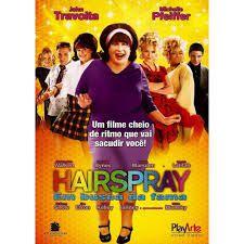 Dvd Hairspray: em Busca da Fama Editora [usado]
