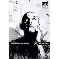 Dvd 50 Anos Rock''n Roll: Anos 90 - The Next Big Thing Editora [usado]