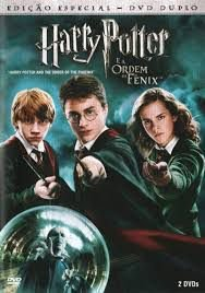 Dvd Harry Potter e a Ordem da Fênix Editora [usado]