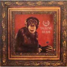 Disco de Vinil Talking Heads - Naked Interprete Talking Heads (1988) [usado]