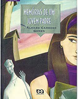 Livro Memórias de um Jovem Padre Autor Gomes, Álvaro Cardoso (2005) [usado]
