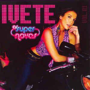 Cd Ivete Sangalo - as Super Novas Interprete Ivete Sangalo (2005) [usado]