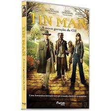 Dvd Tin Man: a Nova Geração de Oz Editora [usado]