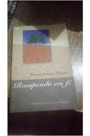 Livro Rompendo em Fé Autor Peixoto, Marco Antonio (1998) [usado]