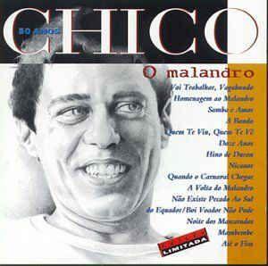 Cd Chico Buarque - o Malandro Interprete Chico Buarque (1994) [usado]