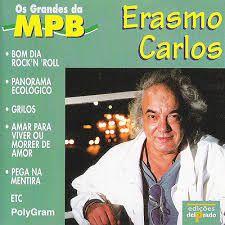 Cd Erasmo Carlos - os Grandes da Mpb Interprete Erasmo Carlos [usado]