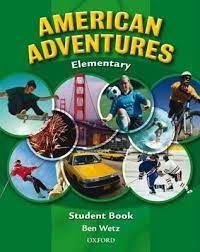 Livro American Adventures- Elementary - Student Book Autor Wetz, Student [usado]