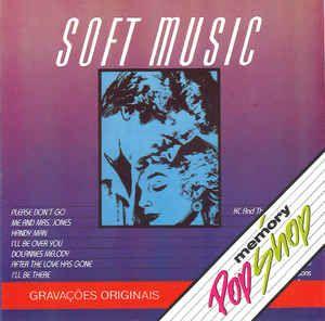 Cd Various - Soft Music Interprete Vários [usado]