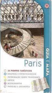 Livro Guia e Mapa - Paris Autor Dunlop, Fiona (2007) [usado]