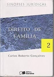 Livro Direito de Familia 2 Autor Gonçalves , Carlos Roberto (2000) [usado]