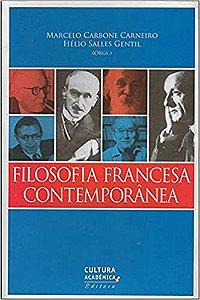 Livro Filosofia Francesa Contemporãnea Autor Carneiro, Marcelo Carbone (2009) [usado]
