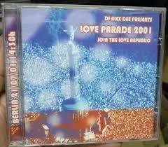 Cd Vários - Love Parade 2001 Interprete Vários (2001) [usado]