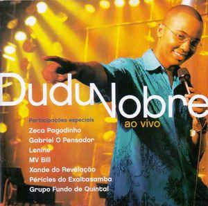 Cd Dudu Nobre - ao Vivo Interprete Dudu Nobre (2004) [usado]