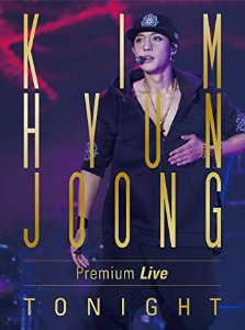 Dvd Kim Hyun Joong - Premium Live -tonight Editora [usado]
