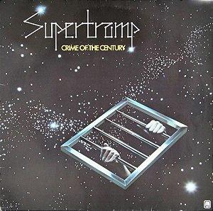 Disco de Vinil Supertramp – Crime Of The Century Interprete Supertramp (1987) [usado]