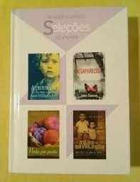 Livro Seleções de Livros- Armadilha Aérea/ Uma Carta de Amor/ Nevasca/ Mais Cedo ou Mais Tarde Autor Crichton, Michael e Outros (2000) [usado]