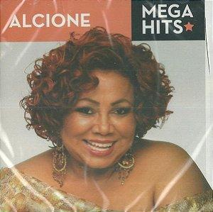 Cd Alcione - Mega Hits Interprete Alcione (2015) [usado]