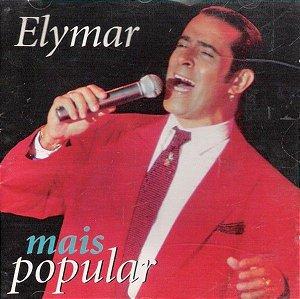 Cd Elymar - Mais Popular Interprete Elymar (1996) [usado]