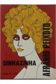 Livro Sinhazinha Autor Peixoto, Afrânio (1976) [usado]