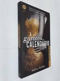Livro a Garota do Calendário: Setembro Autor Carlan. Audrey (2016) [usado]