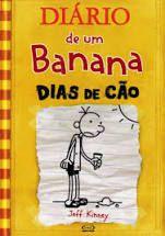 Livro Diário de um Banana Vol. 4 - Dias de Cão Autor Kinney, Jeff (2011) [usado]