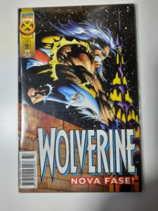 Gibi Wolverine Nº 77 - Formatinho Autor Nova Fase! (1998) [usado]