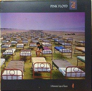 Disco de Vinil Pink Floyd - a Momentary Lapse Of Reason Interprete Pink Floyd (1987) [usado]